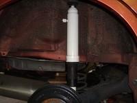 DIY- Monroe Rear Air Shocks w/Photos - Unofficial Honda FIT